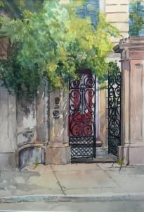 Ironwork Gates Charleston